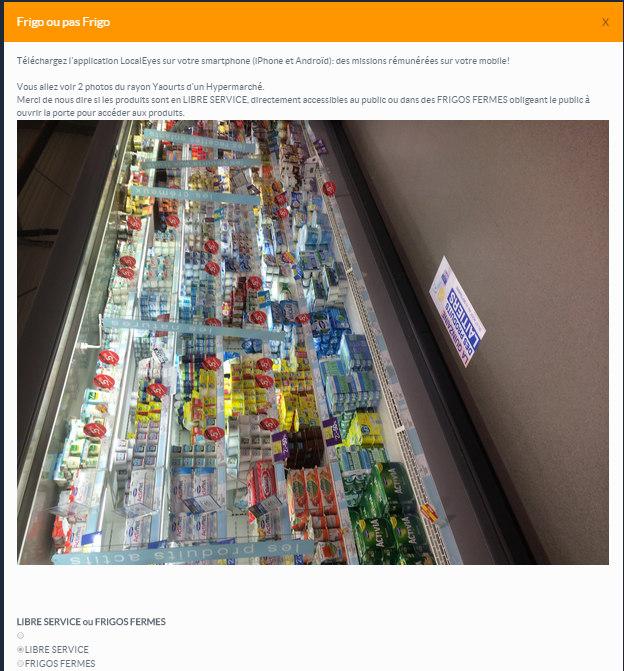 foule factory frigo pas frigo task