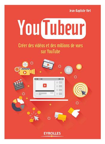 apprenez à gagner de l'argent sur Youtube grâce à ce livre