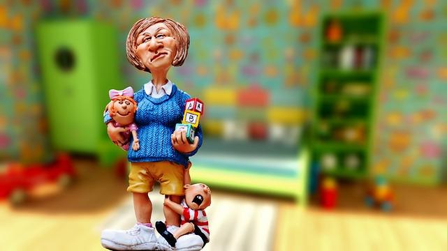 comment garder des enfants (et le sourire)