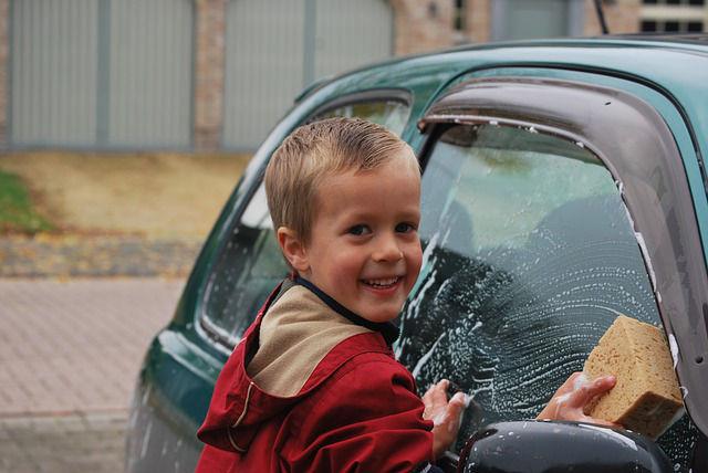 comment gagner de l'argent de poche en lavant une voiture