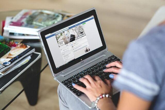 comment gagner de l'argent avec Facebook contenu