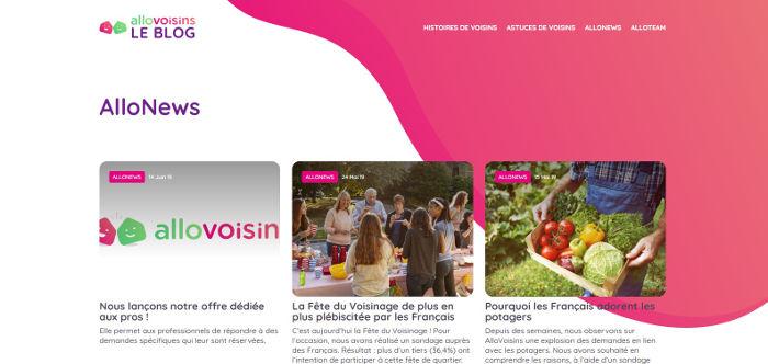 blog Allovoisins site de jobbing