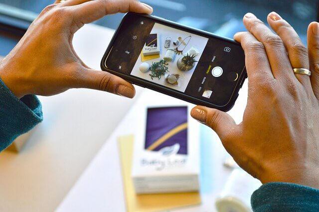 comment gagner de l'argent avec Instagram en vendant des photos