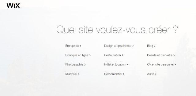 avis six créer un site