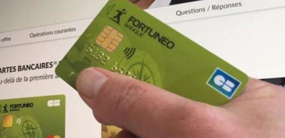 Mon avis sur Fortuneo Banque (80€ offerts pour une ouverture de compte et une Carte Gold CB Mastercard gratuite)