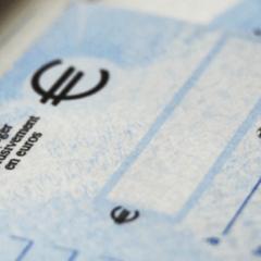 Arnaques au chèque : comment les éviter ?