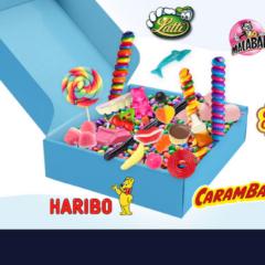 Lollybox : assortiment de bonbons à 1€