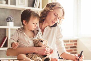 Comment retrouver du travail après avoir élevé des enfants ?