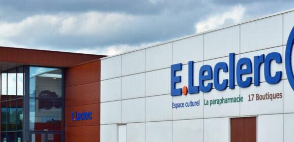 E.Leclerc propose 3534 offres d'emploi actuellement